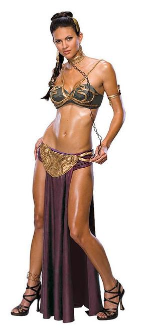 Slave Princess Leia Costume
