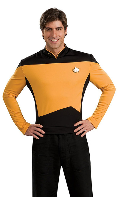 Star Trek Next Generation Deluxe Operations Uniform