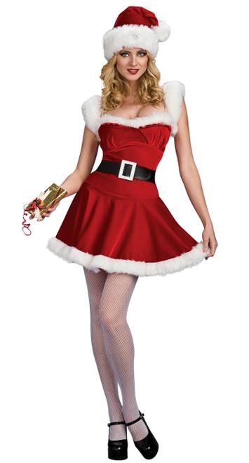 Sexy Jingle Costume