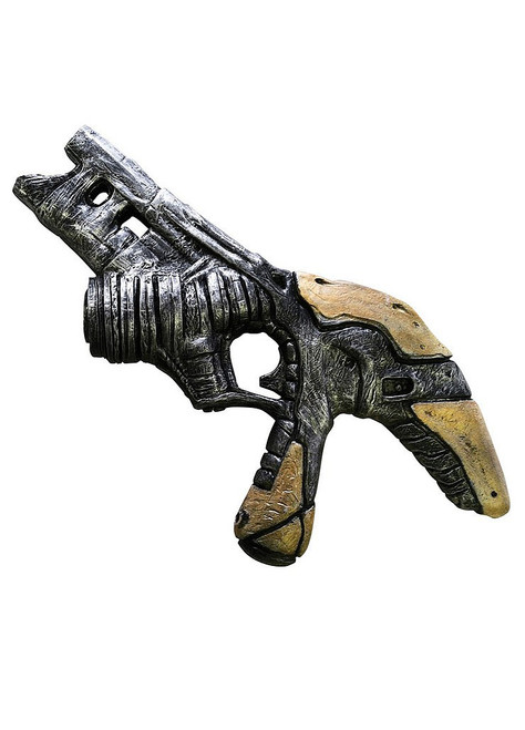 Futuristic Gun Zod