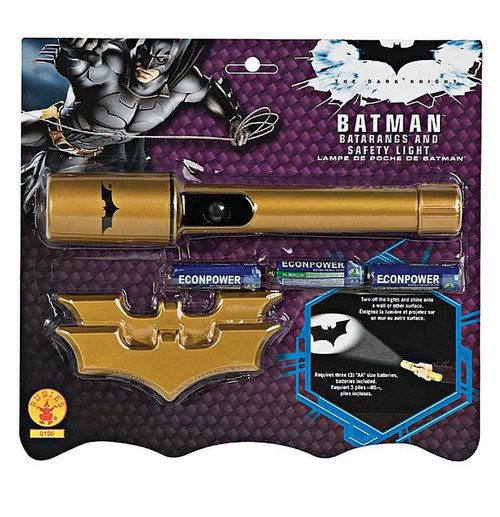 Batman Batarangs & Light