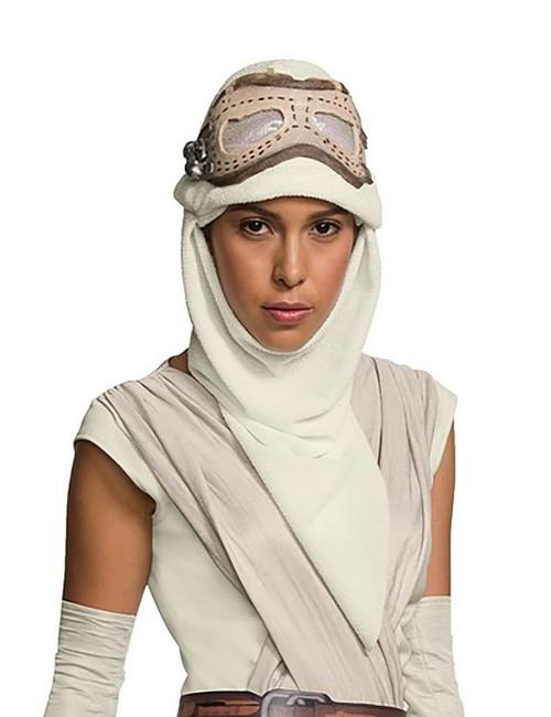 Eyemask & Hood Rey Costume