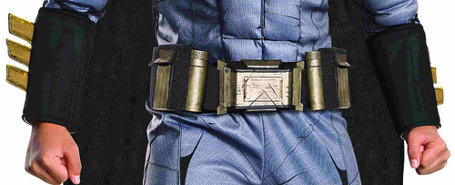 Batman Child Belt Gold