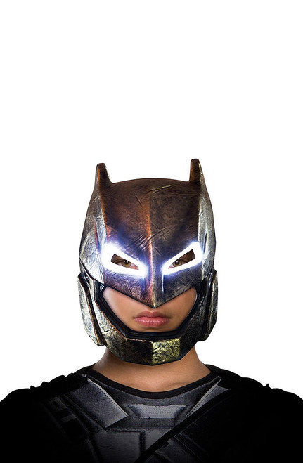 Armored Batman Mask Child