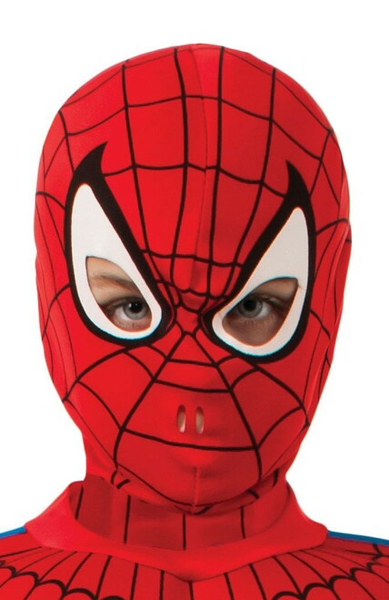 Spiderman Child Mask