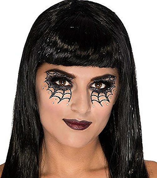Web Vixen Face Tattoo