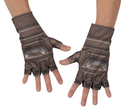 Captain America Child Short Gloves