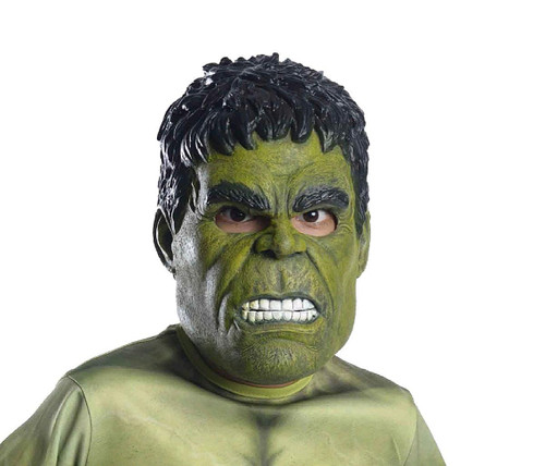Hulk Child Mask