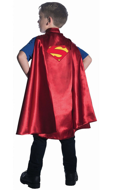 Deluxe Superman Child Cape