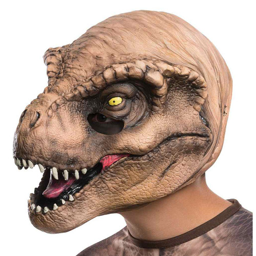 T-Rex Vinyl Mask Child