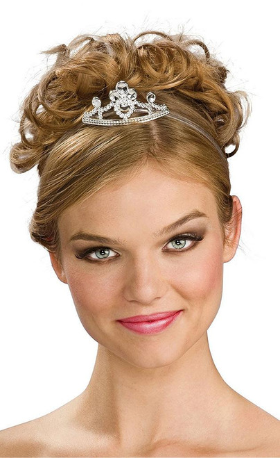Princess Mini Silver Tiara