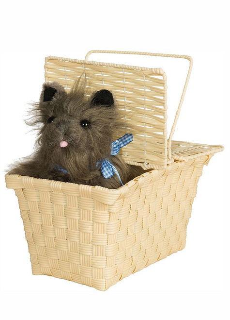 Wizard Oz Toto in the Basket