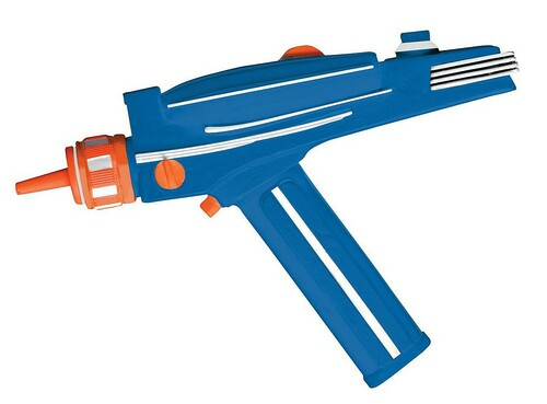 Star Trek Original Phaser Gun