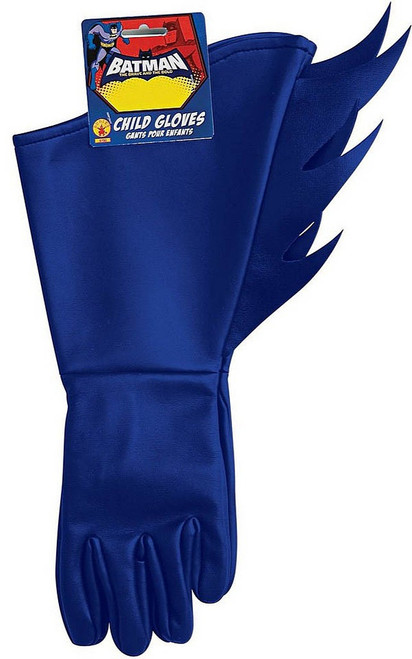 Batman Child Gloves Blue