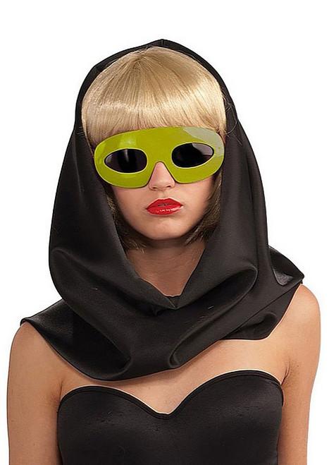 Lady Gaga Retro Glasses