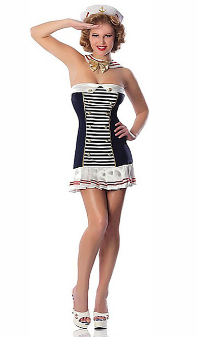 Womens Sailor Costume