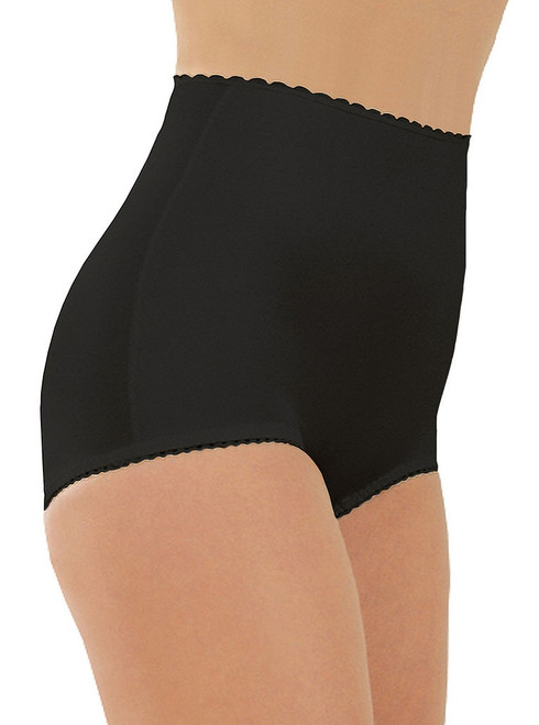 Control Panty Brief Black Regular & Plus Size