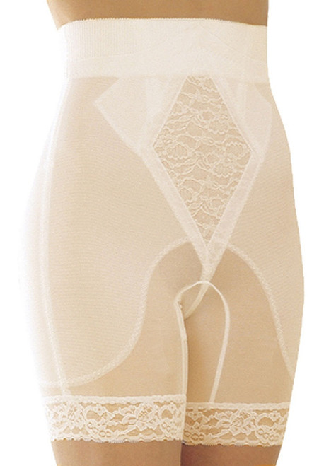 High Waist Long Leg Shapper Beige Plus