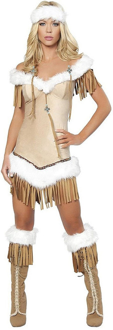 Native American Snow Princess Costume