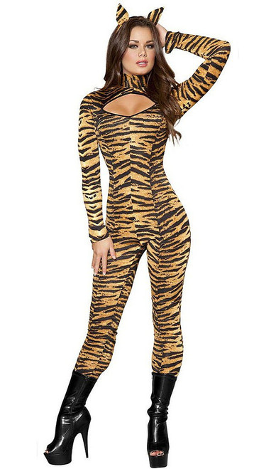 Sassy Tigress Costume