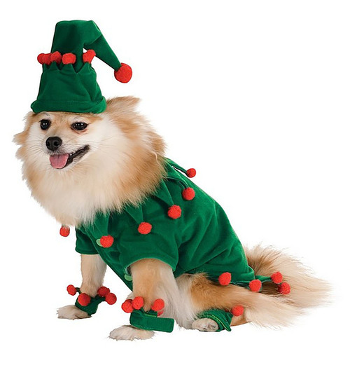 Elf Pet Costume