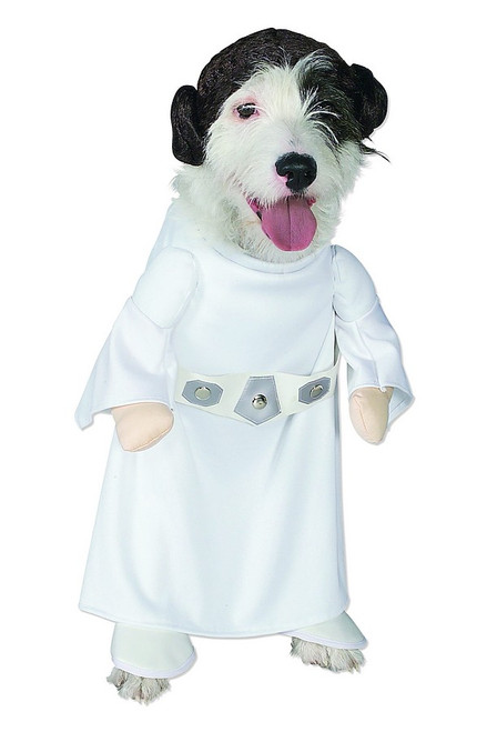 Pet Princess Leia Costume