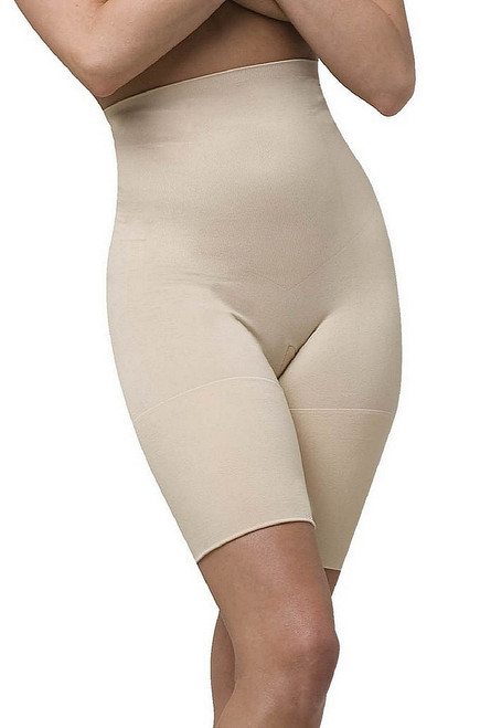 Seamless High Waist Boxer Nude