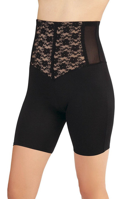 Fit For Seduction Bike Shorts Black