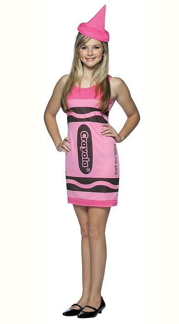 Crayola Tickle Me Pink Teen