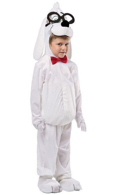 Mr Peabody Child Costume