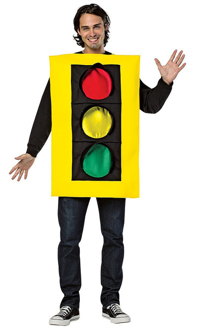 Traffic Light Adult Costume