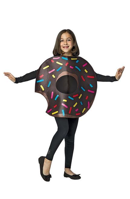 Chocolate Donut Costume for Kids
