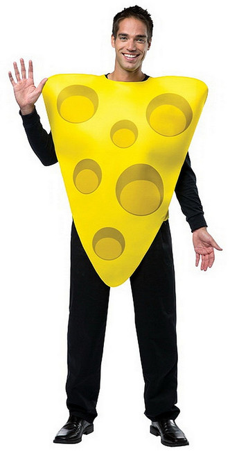 Cheese Costume Adult