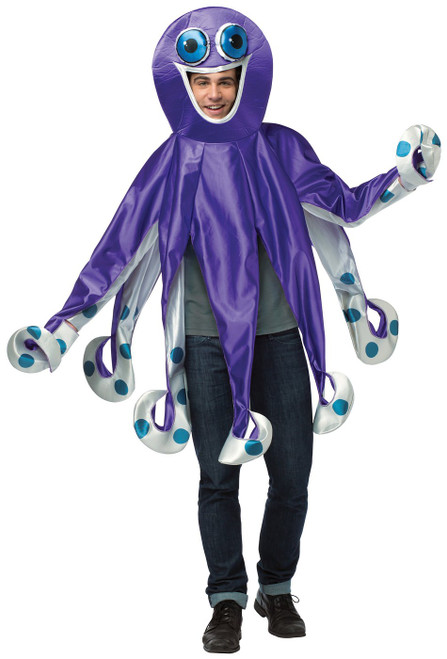 Octopus Adult Costume