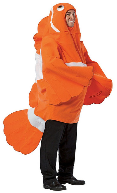Clownfish Costume