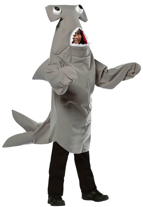 Hammerhead Shark Child Costume