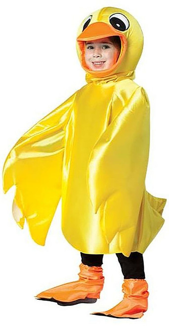 Yellow Ducky Child Costume
