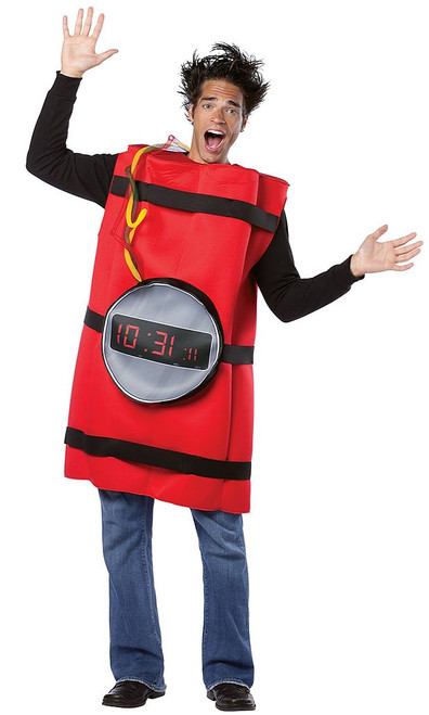 He's Dynamite Adult Costume