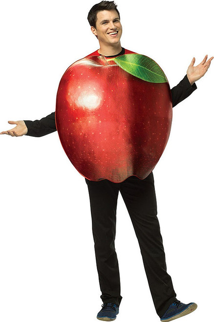 Apple Adult Costume