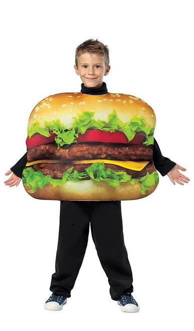 Get Real Cheeseburger Child