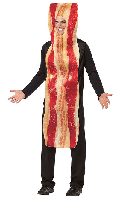 Bacon Strip Adult Costume