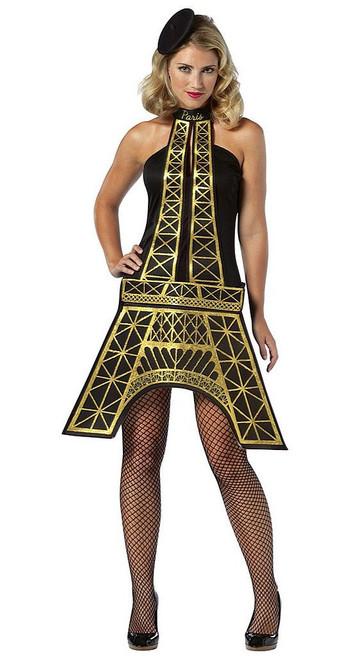 Eiffel Tower Dress