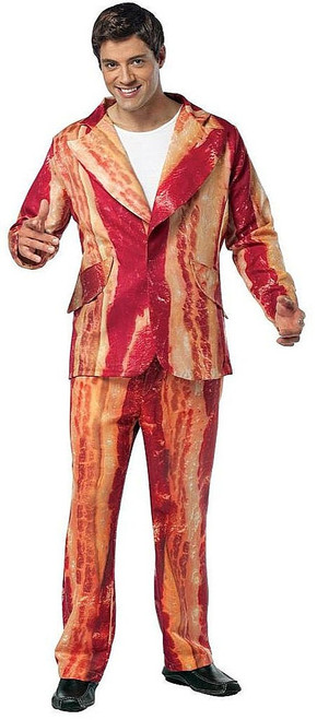 Bacon Suit Adult Costume