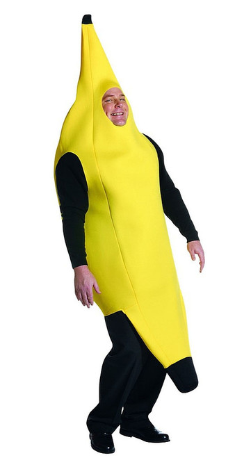 Men's Banana Costume