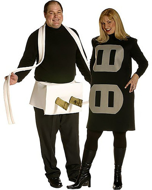 Plug & Socket Costume Plus