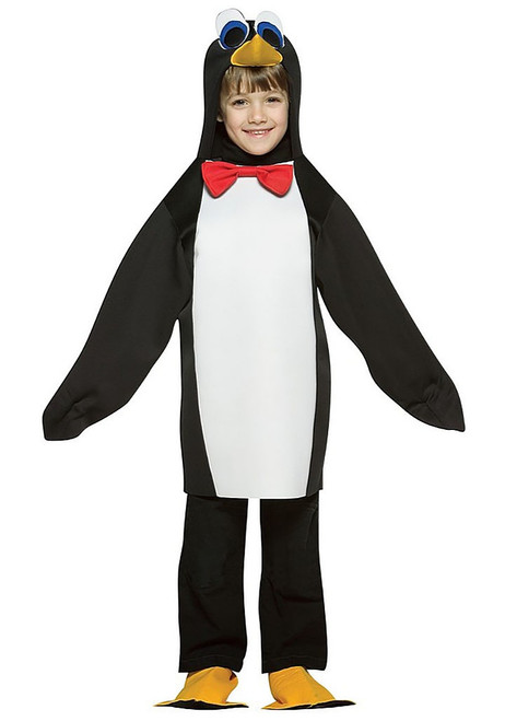 Penguin LW Kid costume