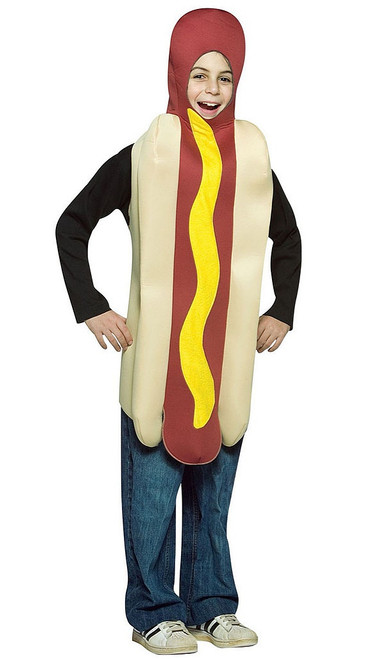 Hot Dog Kid costume