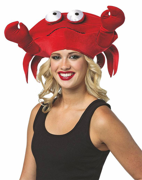 Crab Hat Adult