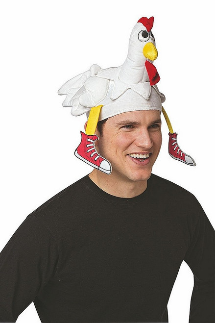 Chicken Hat Adult