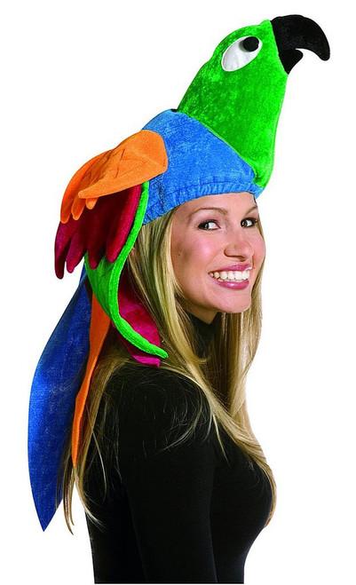 Parrot Hat Costume